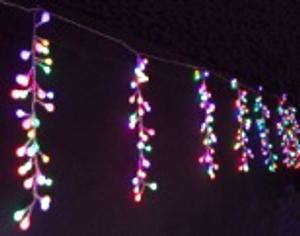 Fairy LED - 300 LED Fairy Multi Clear Cord