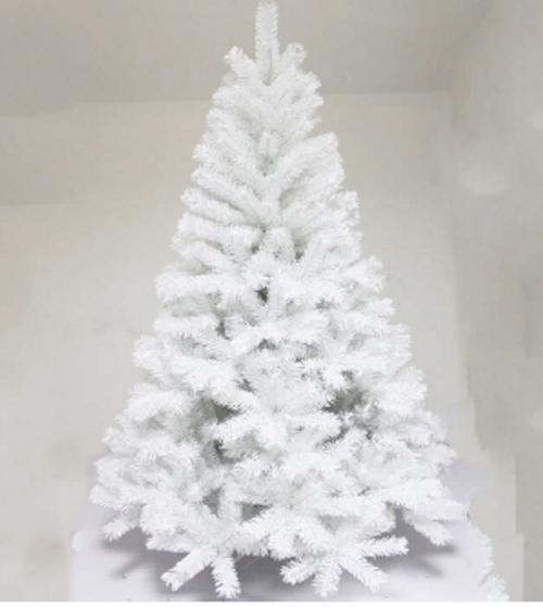 XMAS TREE WHITE 180CM 580T