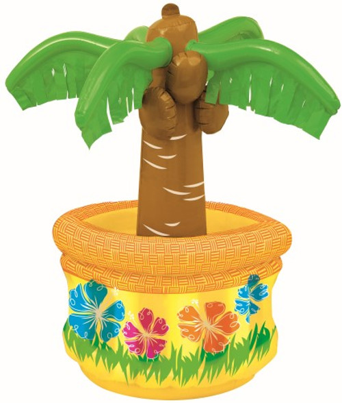 """INFLATABLE PALMTREE COOLER 26"""""""