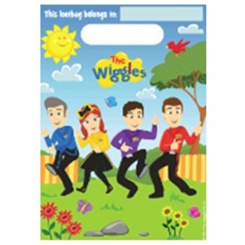 The Wiggles Loot Bags