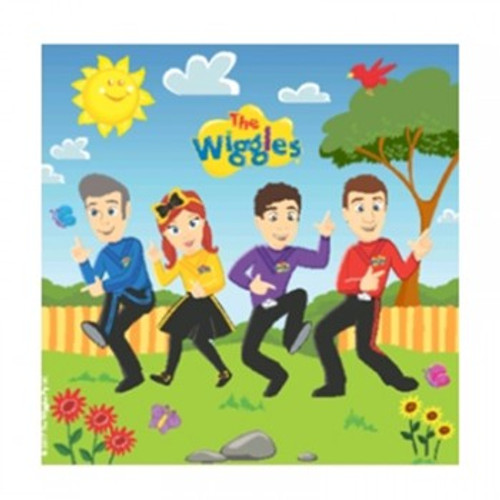 The Wiggles Luncheon Napkins