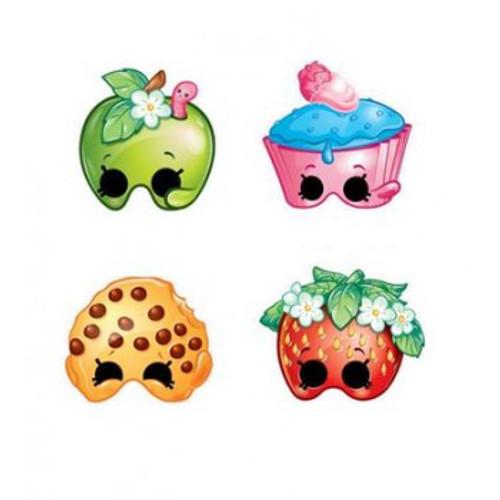 Shopkins Masks Assorted Designs