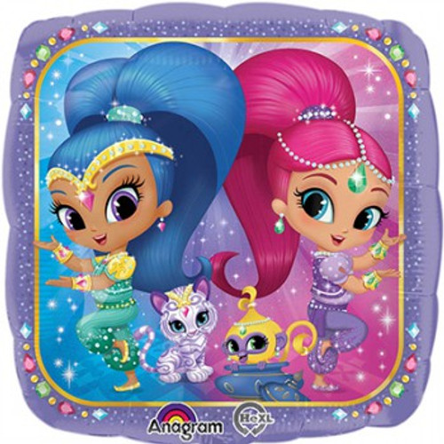45cm Shimmer & Shine Characters