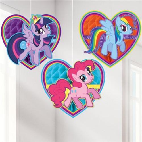 My Little Pony Honeycomb Hanging Decorat