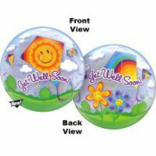 !! 56cm Bubble Get Well Soon ! Kites