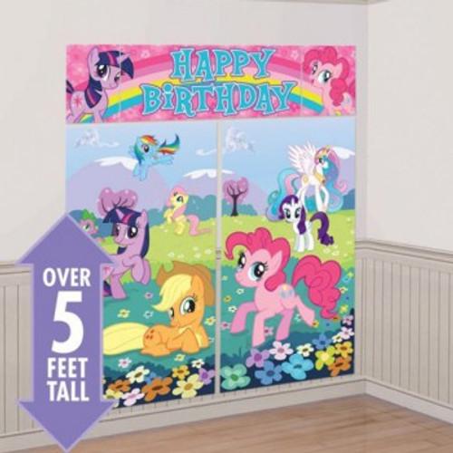 My Little Pony Friendship Scene Setter K