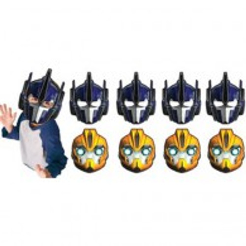 Transformers Core - Paper Mask