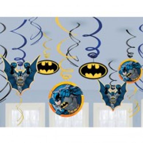 Batman Swirl Val Pk