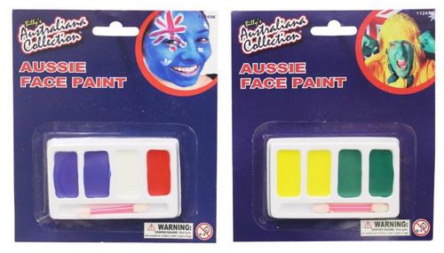 Aussie Face Paint