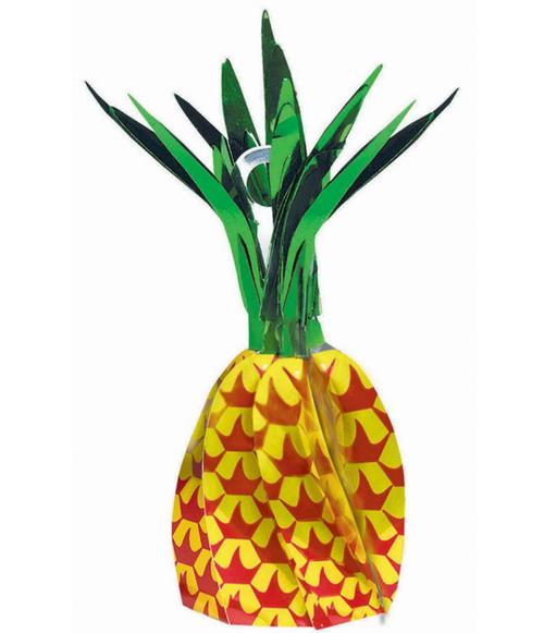 Pineapple Foil Balloon Weight