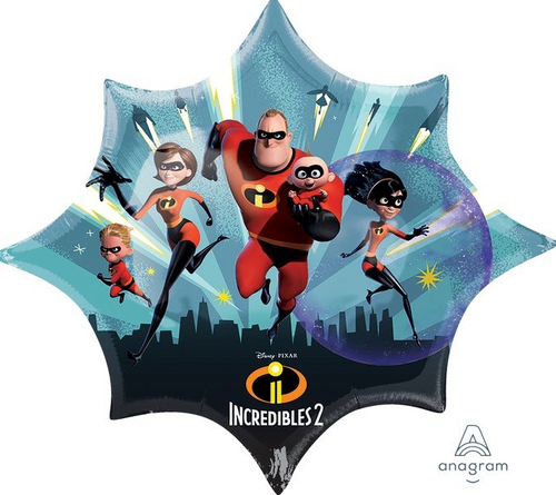 SS XL Incredibles 2 P38