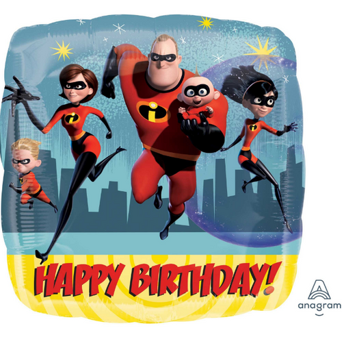 STD HX Incredibles 2 HBD S60