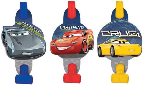Cars 3 Blowoutsx