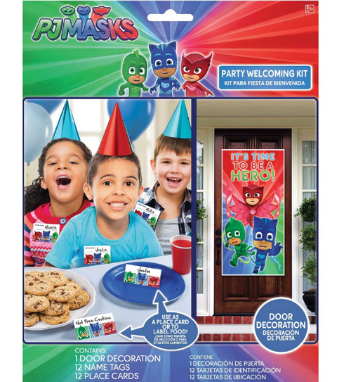 PJ Masks Party Welcoming Kit