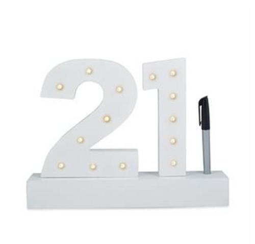 21 LED SIGNATURE BLOCK