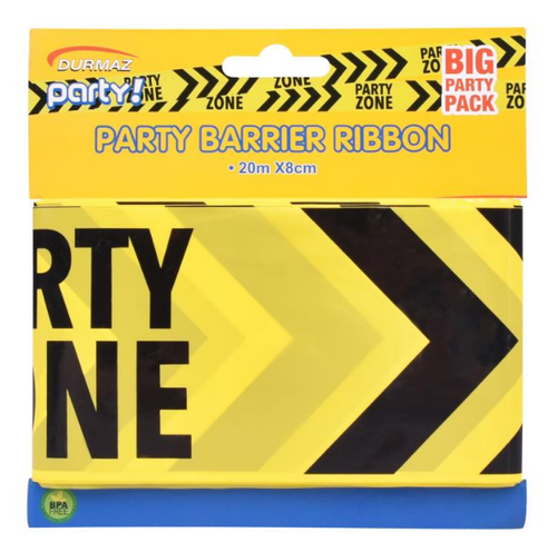 Party Novelty Warning Tape