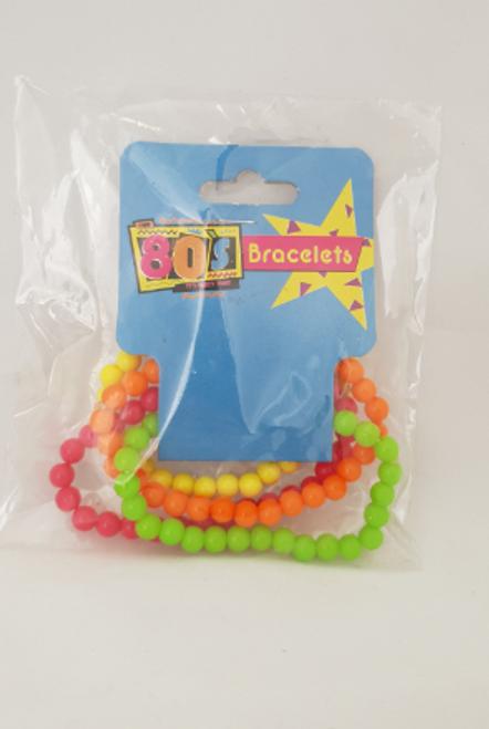 4pk 80's Bracelet