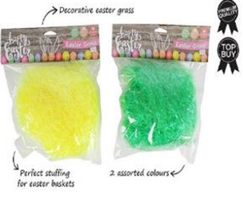 EASTER GRASS FOR BASKETS 30GM