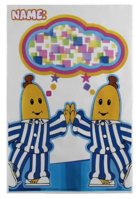 Bananas in Pyjamas Loot Bags