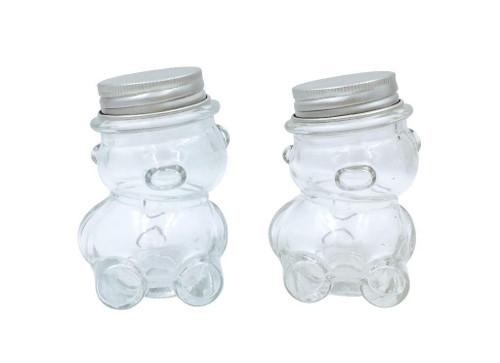 Bomboniere Jars - Bear Shaped Series-80ML