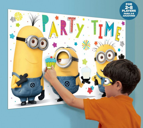 Despicable Me 3 Party Game