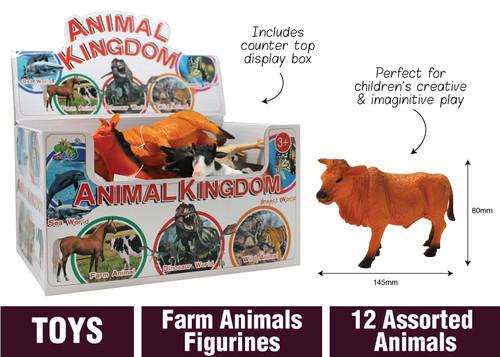 Farm Animal Figurines