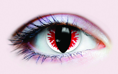 Devil Eyes Contact Lenses