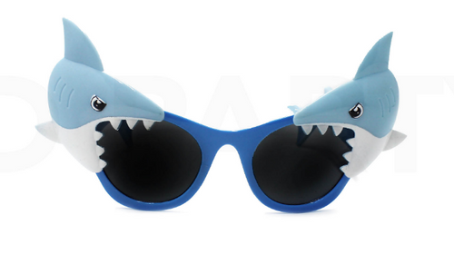 Party Glasses Shark