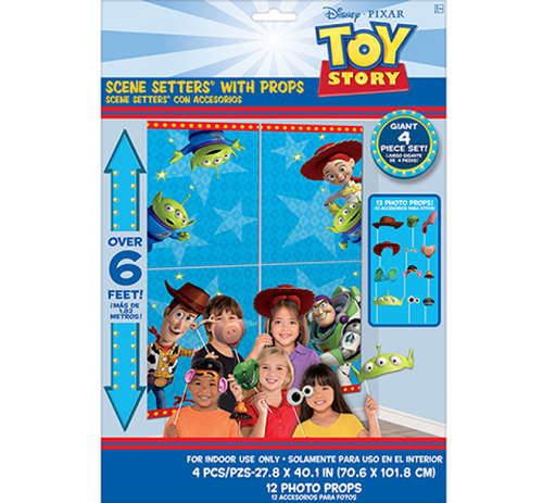 Toy Story 4 Scene Setter with