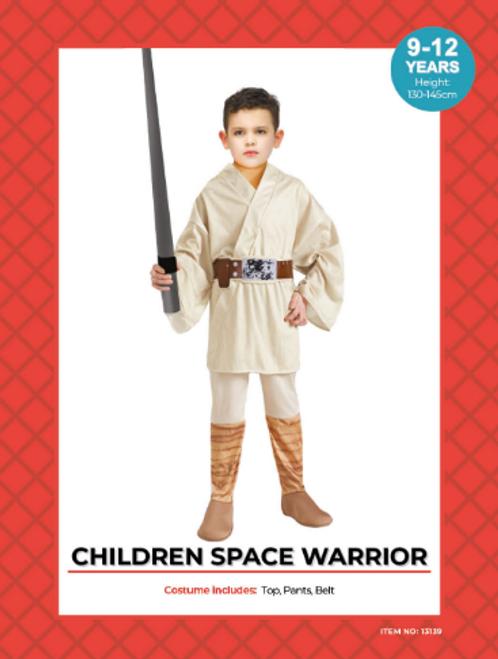 Children Space Warrior Costume