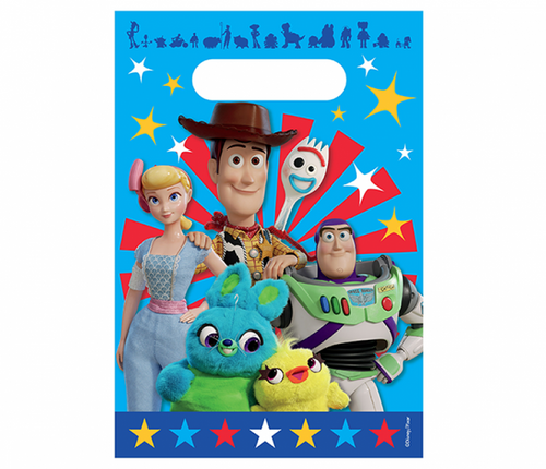 Toy Story 4 Folded Loot Bags