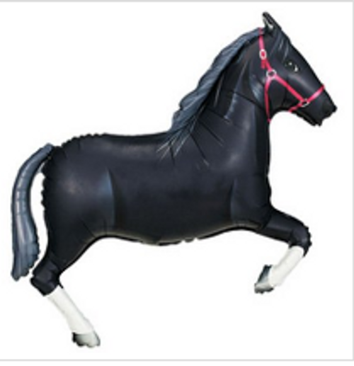 Shape Horse Black 109cm