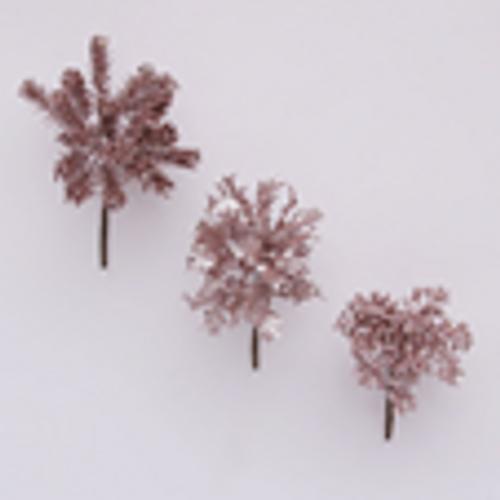 SKU250 3A Pink Glitter Picks