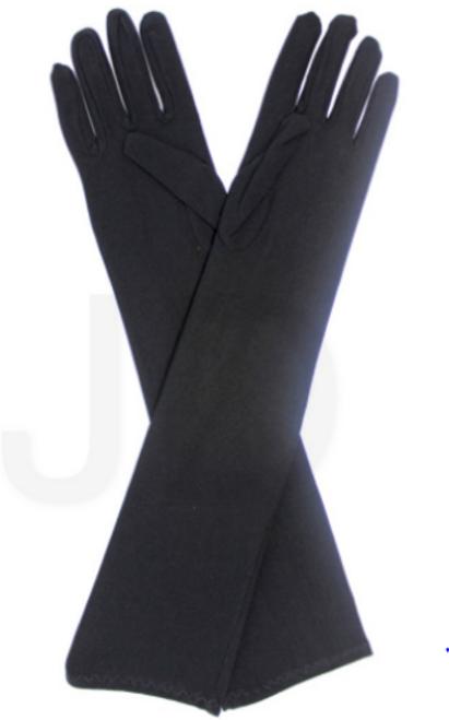 Glove (Long) (Black)