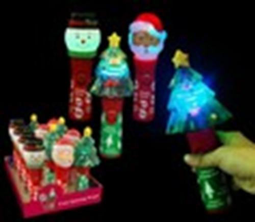 Christmas Large Rainbow LED Spinner