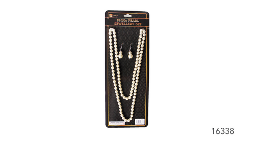 1920s Necklace and Earrings set