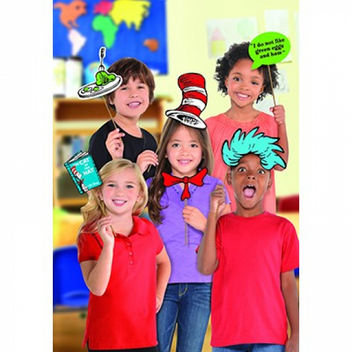 DR.SEUSS PHOTO PROP KIT