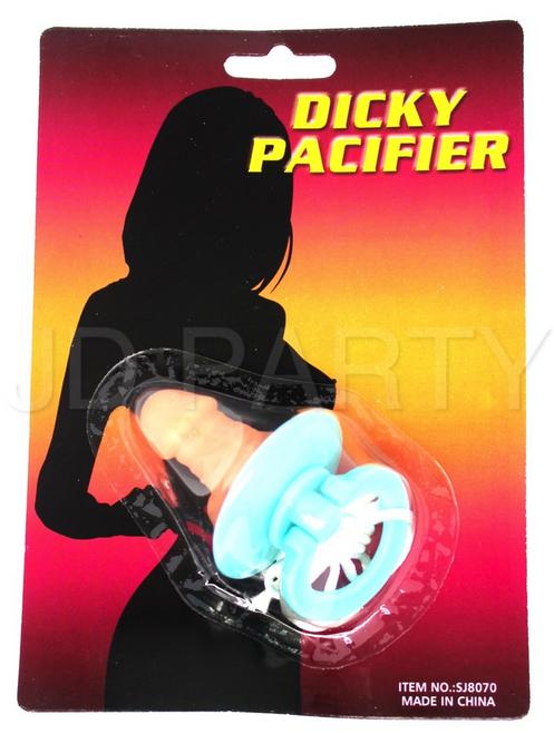 Dick pacifier