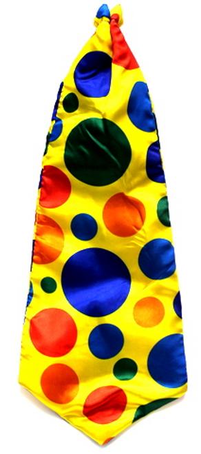 Clown Big Tie