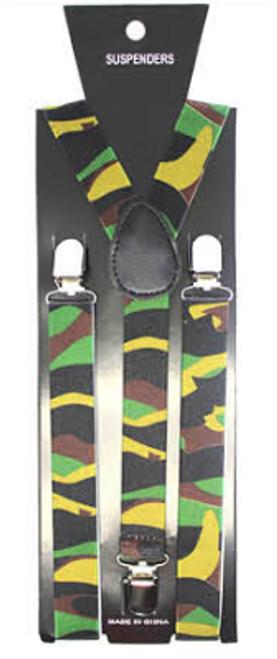 Suspender (Pattern) Camouflage