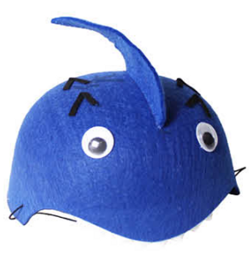Animal Hat (S) (Shark)