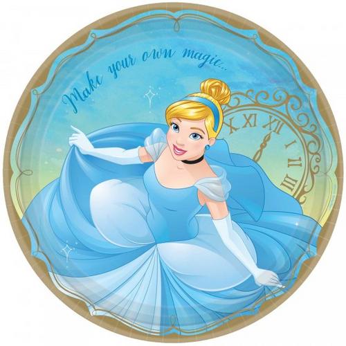Disney Princess OUAT 9in/23cm Plates