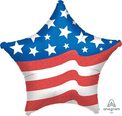 STD Patriotic Star S40