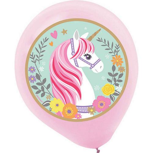 Magical Unicorn 30cm Ltx Bln