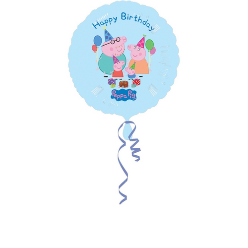 STD Peppa Pig Happy Bday S60