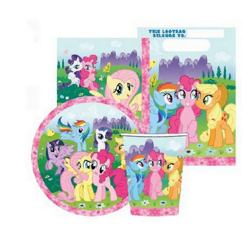 MLP Friendship Party Pack 40pc