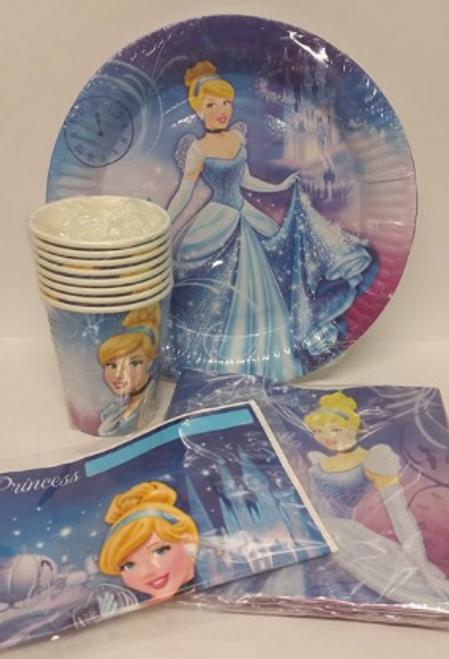 Cinderella PPk 40pc