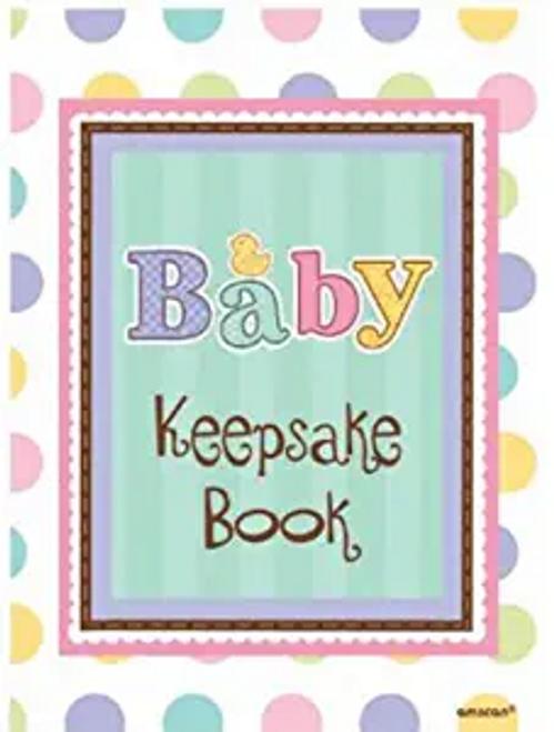 Tiny Bundle Keepsake Book*