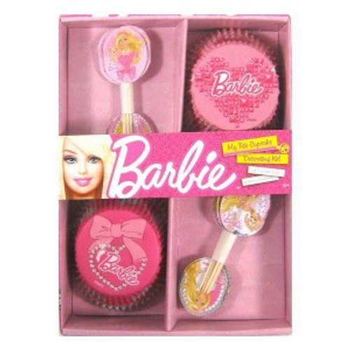 Barbie All Doll'd Up Cupcake D