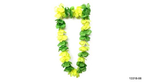 Hawaiian Lei (Yellow & Green)